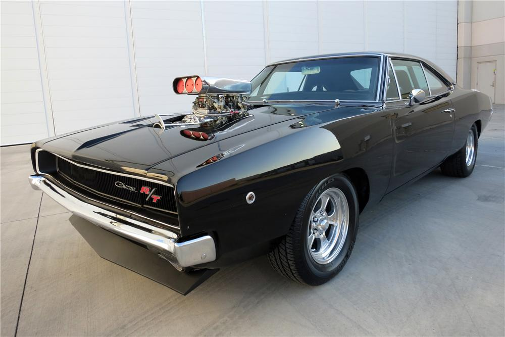 79 Dodge Charger - 2017 Dodge Charger