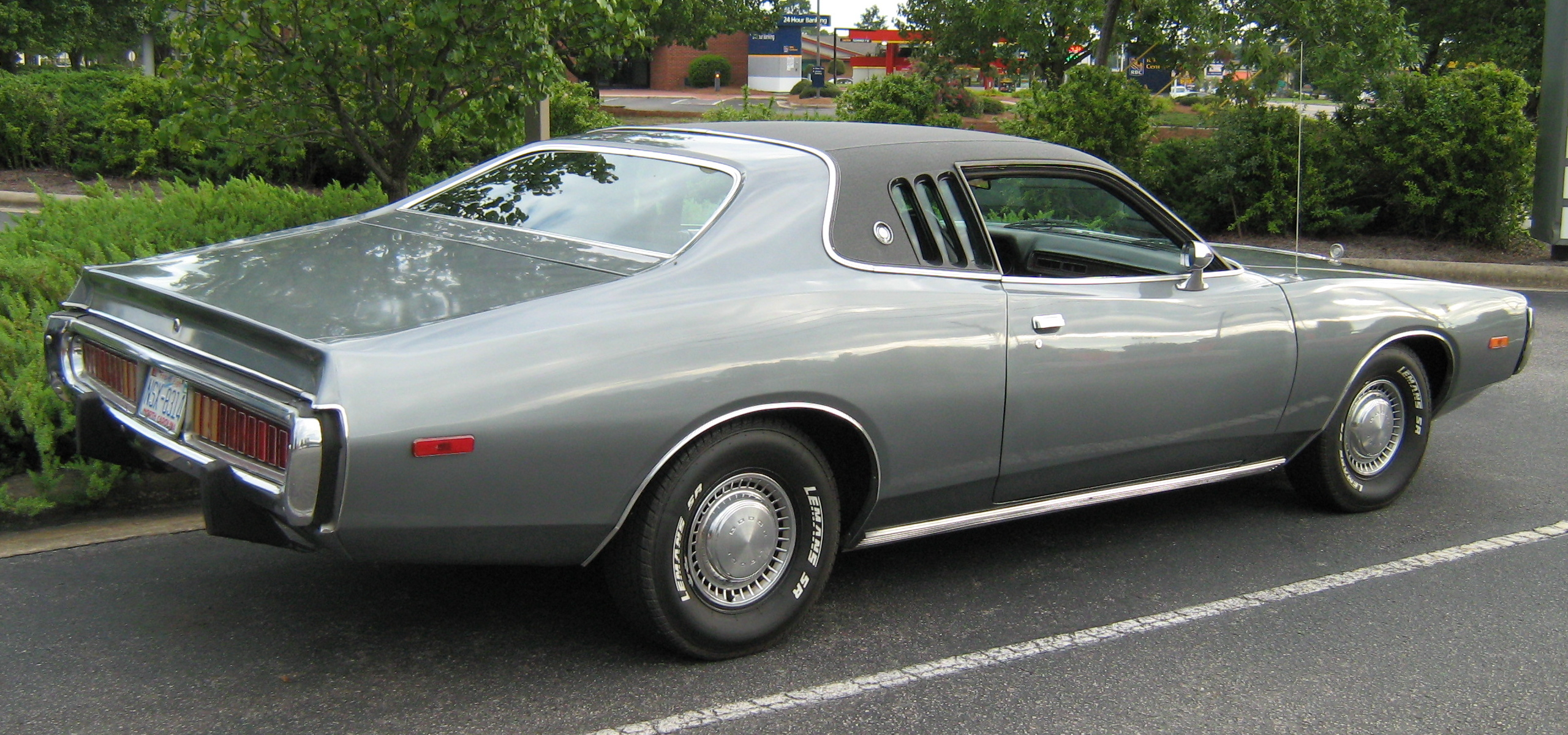 1973 Dodge Charger Information And Photos Momentcar