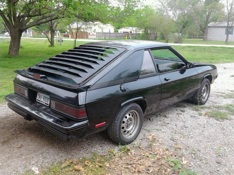 1984 Dodge Charger Information And Photos Momentcar