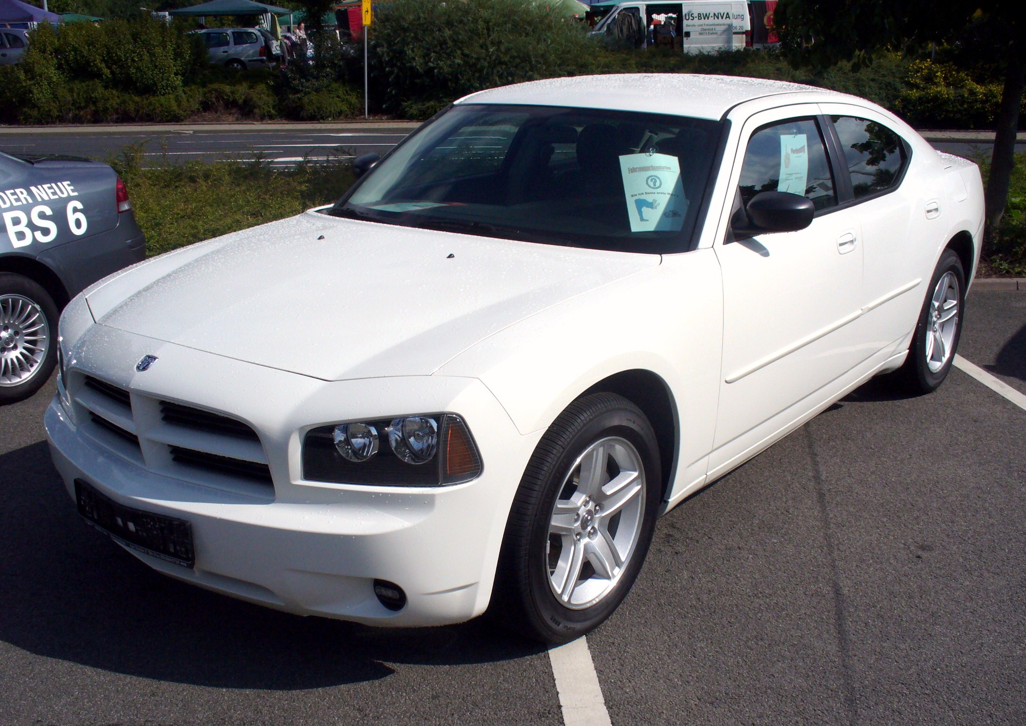 2008 dodge charger information and photos momentcar for 2008 dodge charger motor