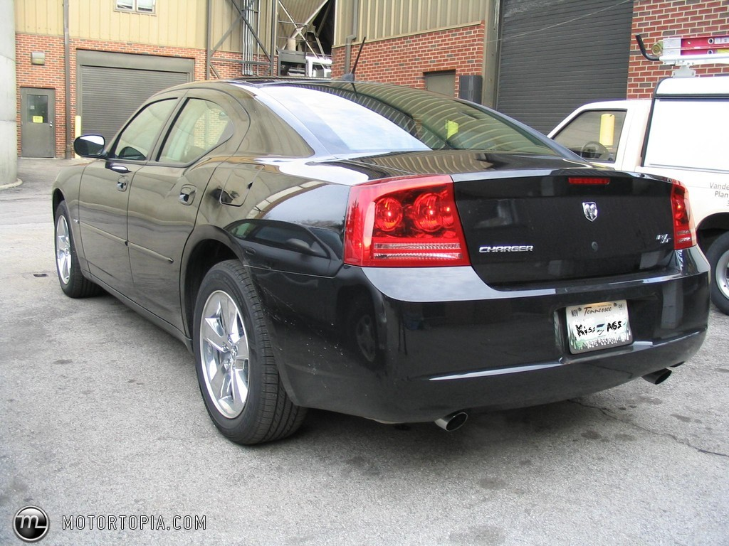 2008 Dodge Charger Information And Photos Momentcar