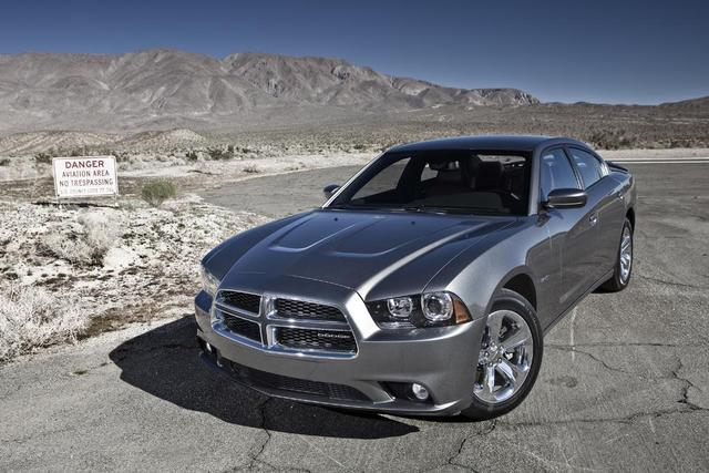 Dodge Charger 2013 #7