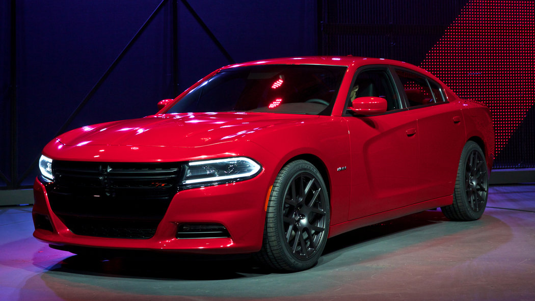 Dodge Charger 2015 #2
