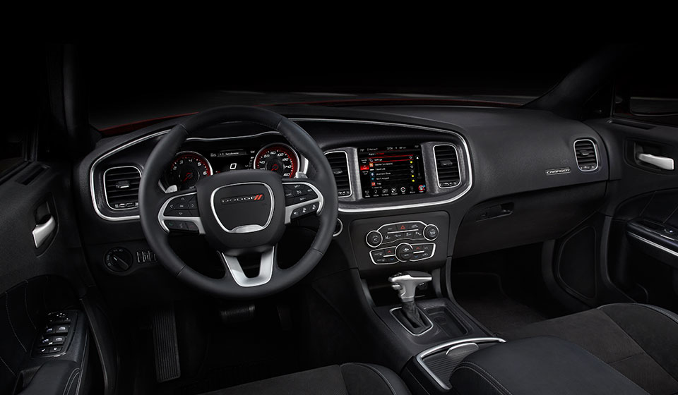 interior srt hellcat charger review dodge autoevolution cars
