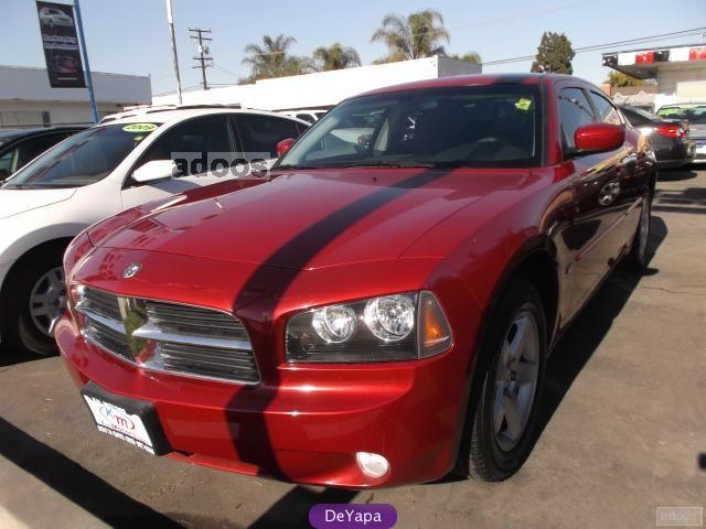 Dodge Charger SXT Fleet #12