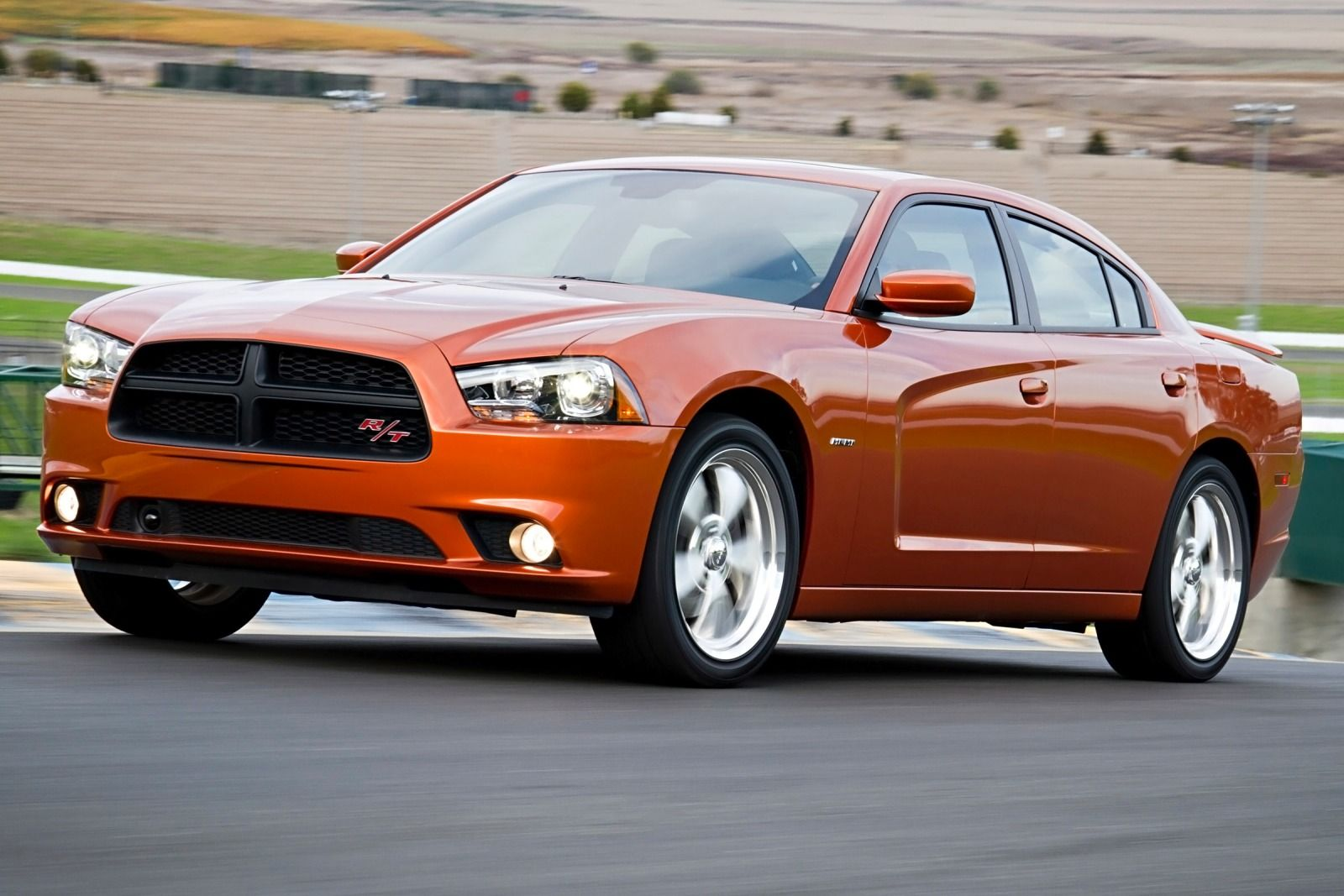 Dodge Charger SXT Fleet #2