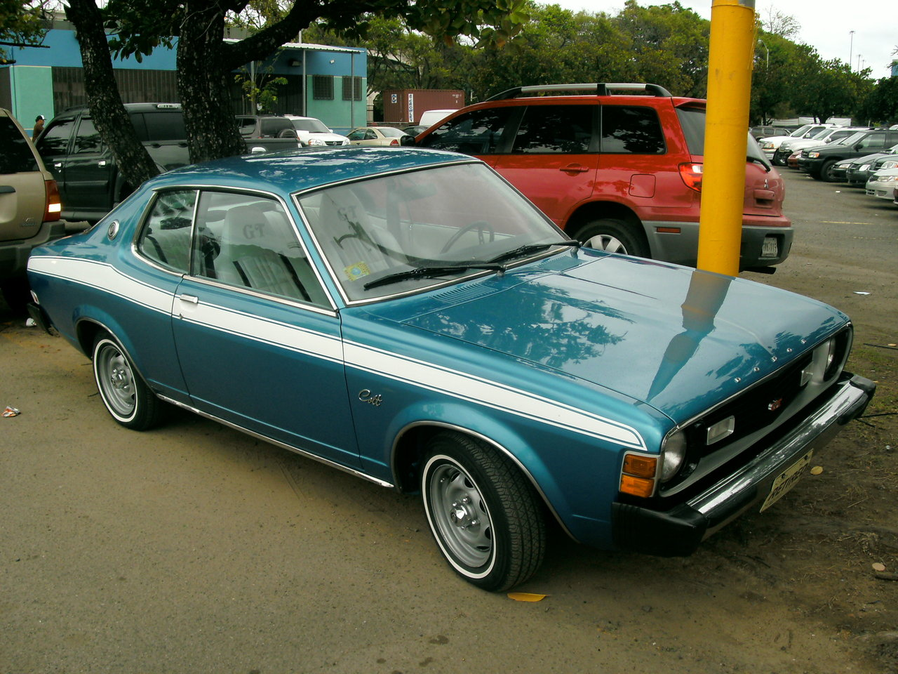 1976 Dodge Colt Information And Photos Momentcar