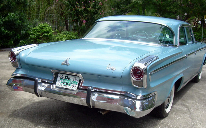 Classifieds for 1963 Dodge Custom 880 - 2 Available