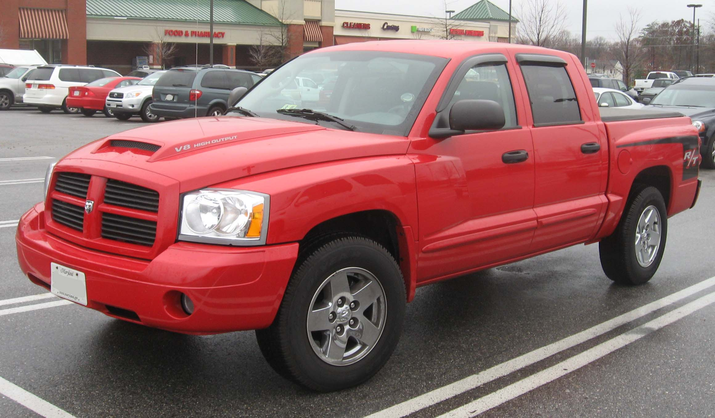 Dodge Dakota #40