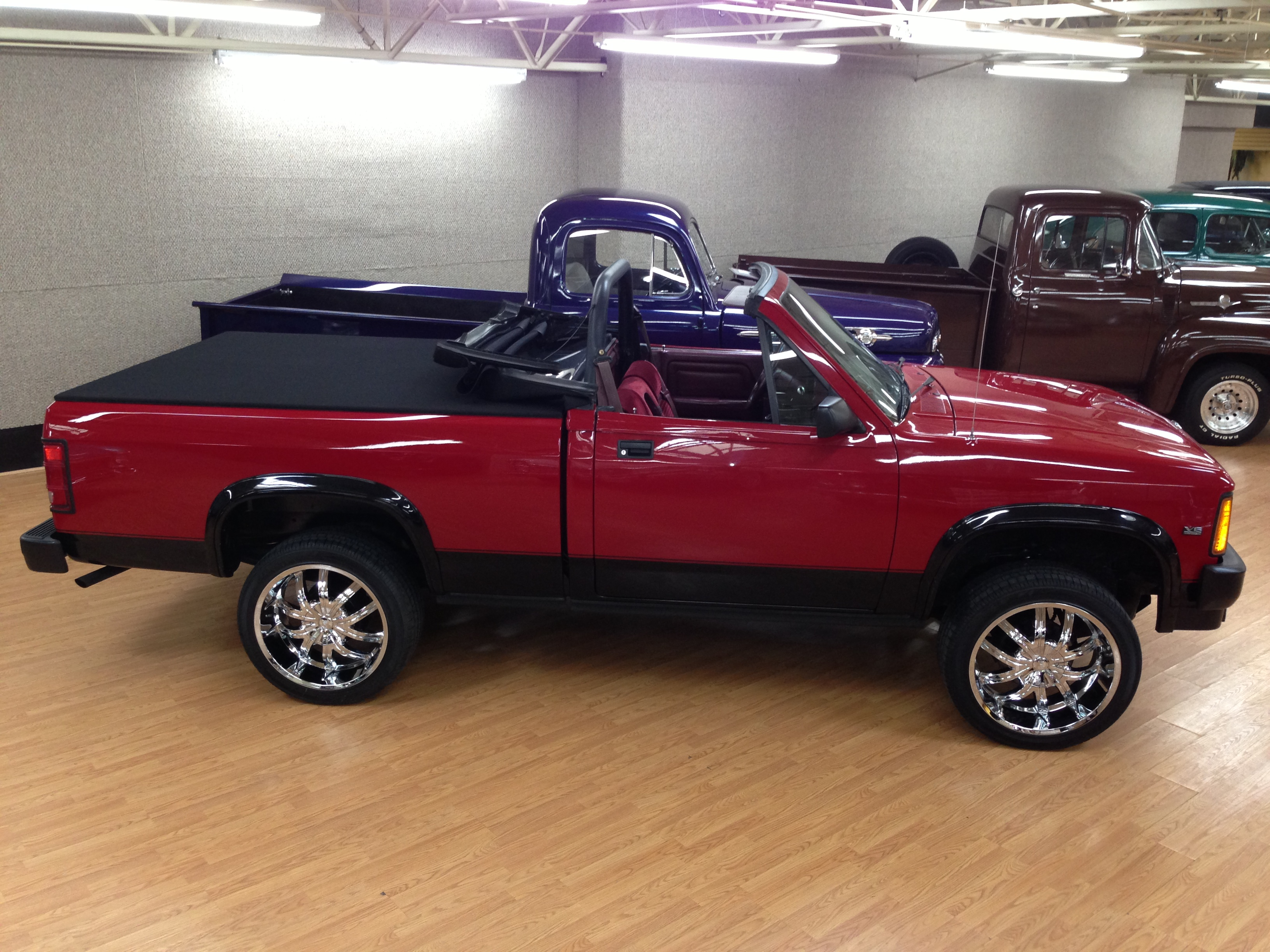 Get 1991 Dodge Dakota Sport Convertible