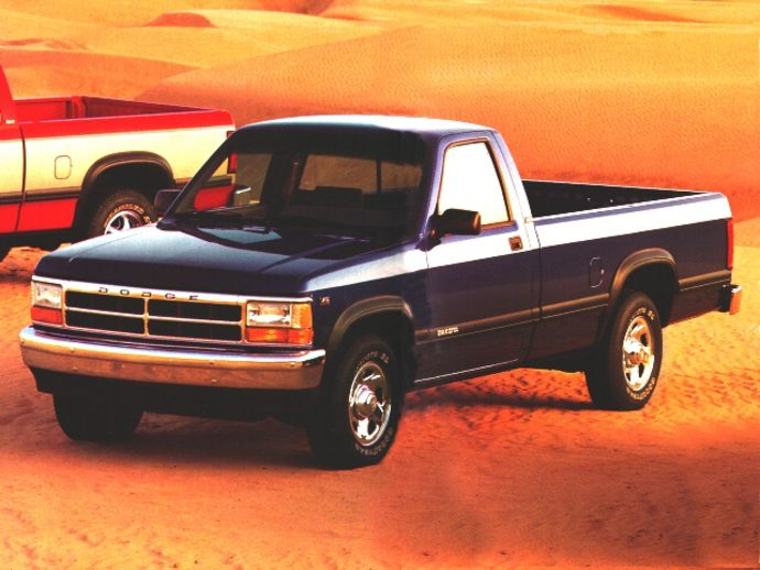 Dodge Dakota 1996 #4