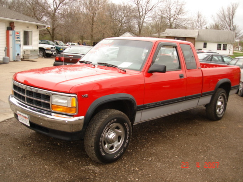 1996 dodge dakota information and photos momentcar. Cars Review. Best American Auto & Cars Review