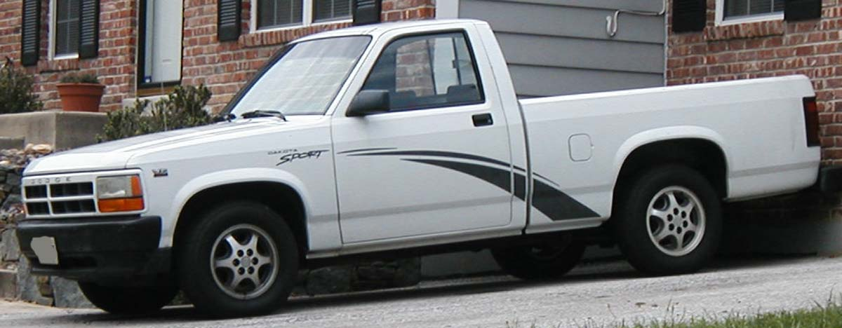 Dodge Dakota 1996 #8