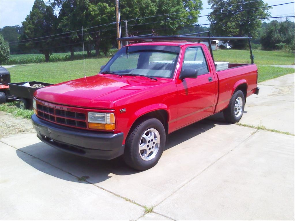 Dodge Dakota 1996 #9