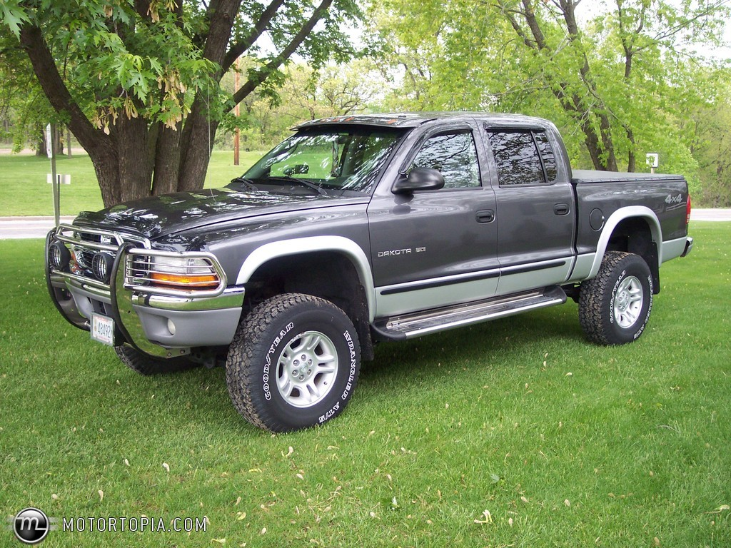 Dodge Dakota on 2001 Dodge Dakota Quad Cab 4x4 Lifted