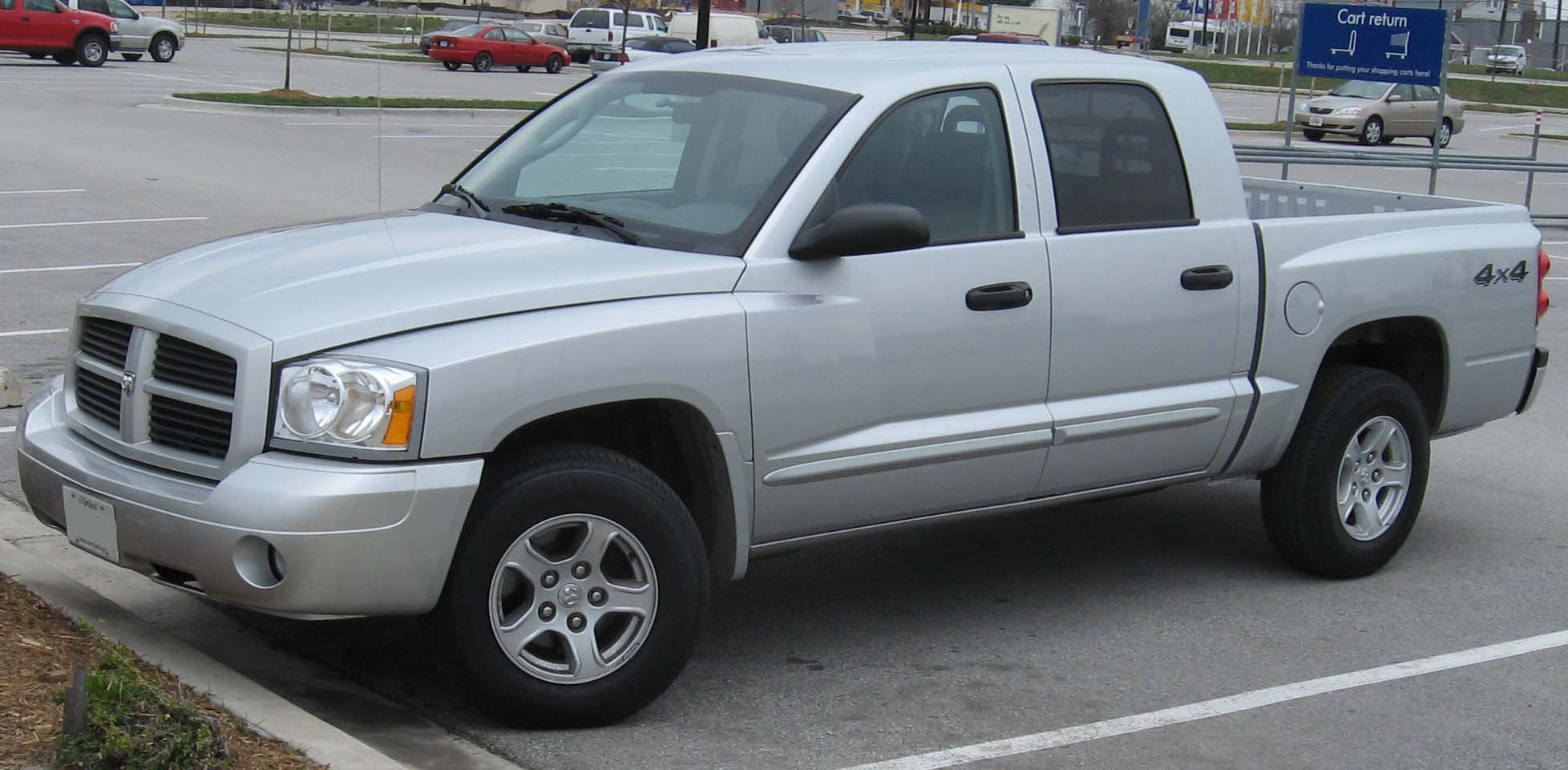 Dodge Dakota 2005 #2