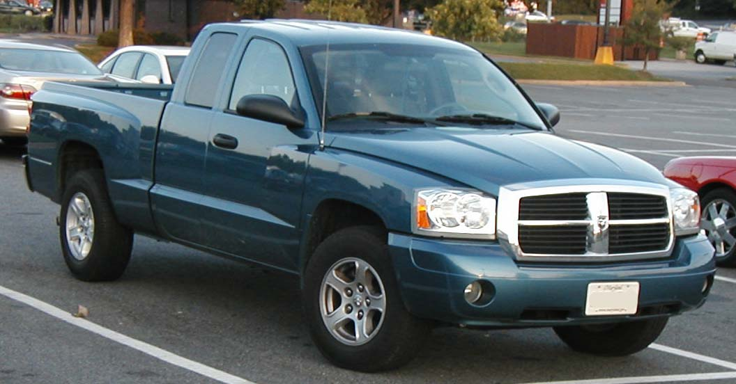 Dodge Dakota 2005 #3