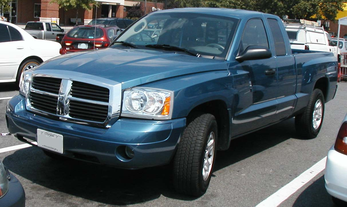 Dodge Dakota 2006 #11