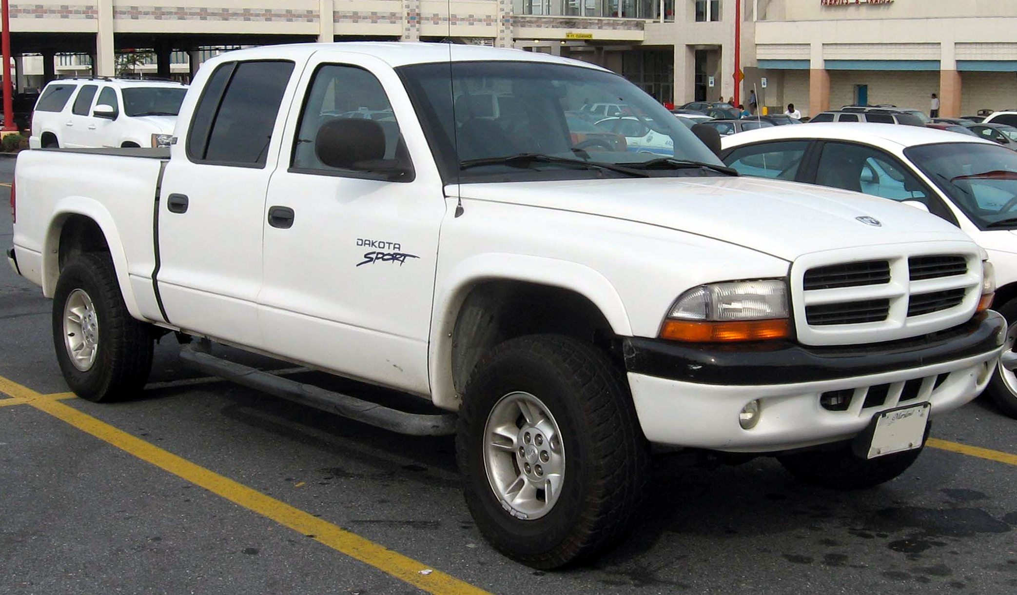 Dodge Dakota #22