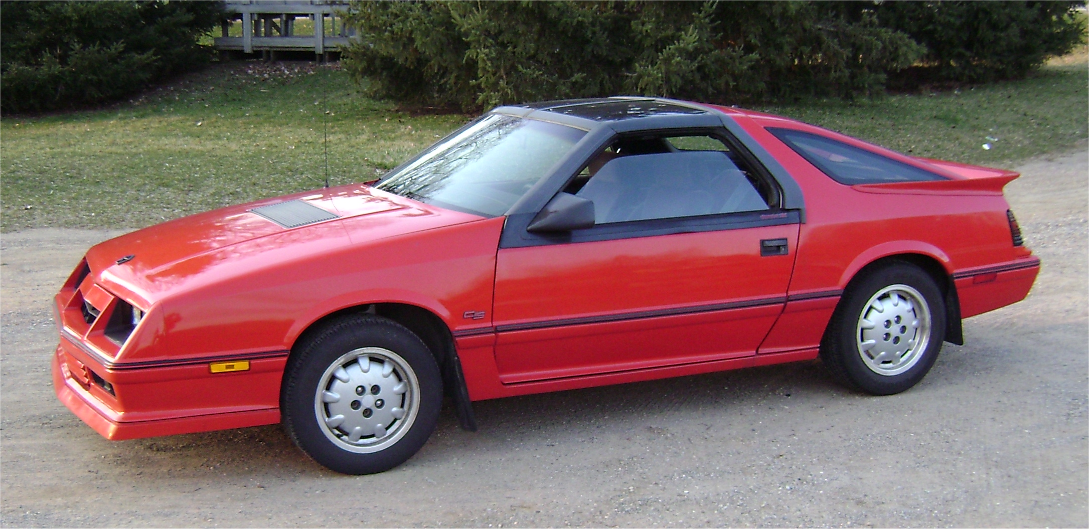 Dodge Daytona 1988 #12