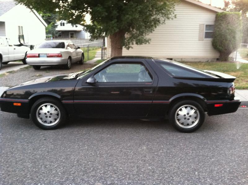 Dodge Daytona 1988 #2