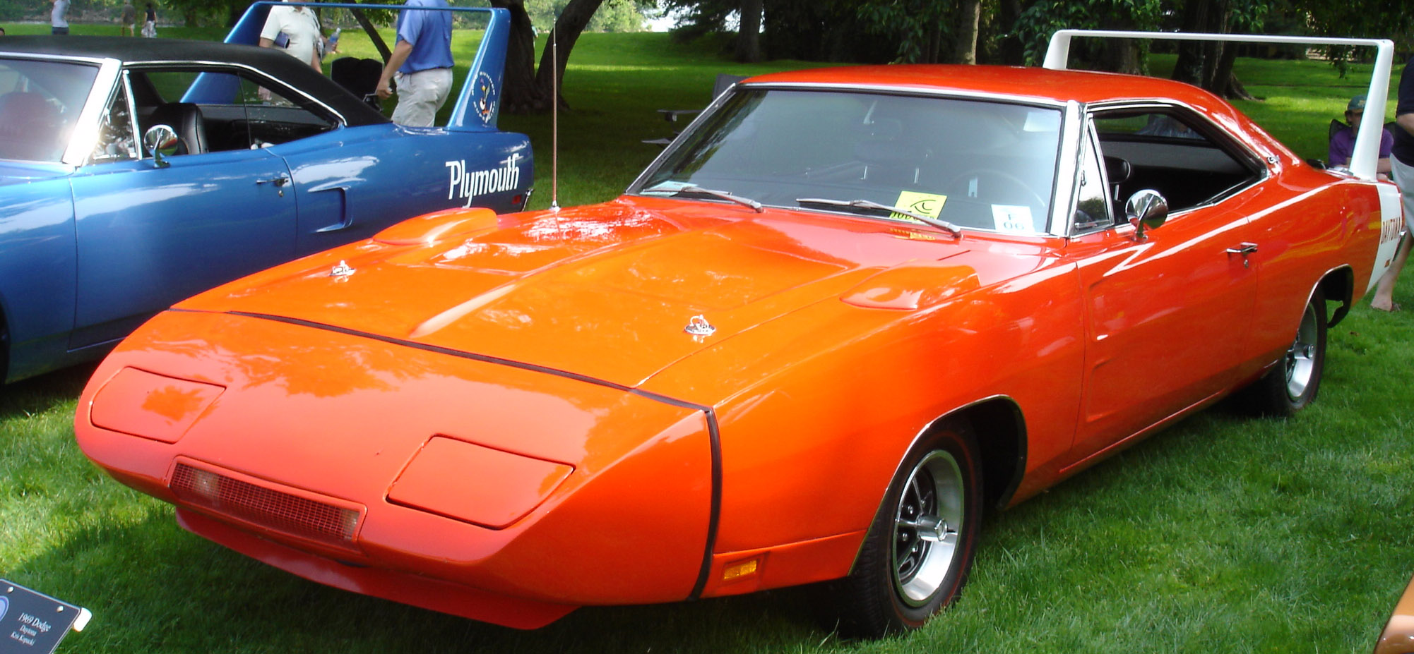 Dodge Daytona #9