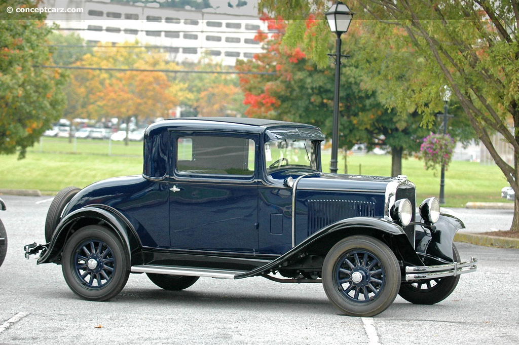 1931 Dodge Dd Information And Photos Momentcar