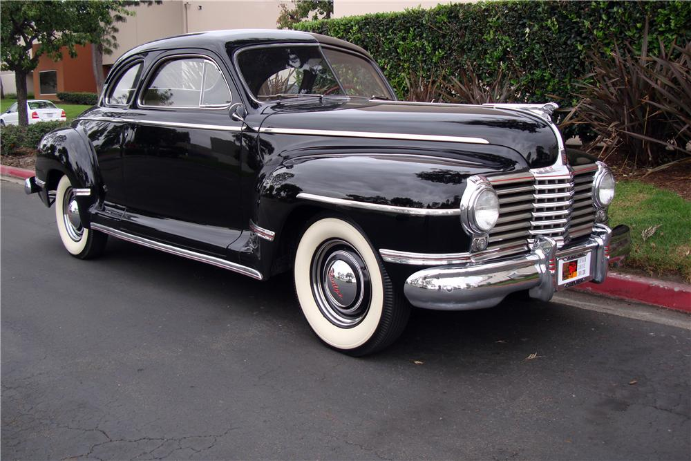 1942 Dodge Deluxe - Information and photos - MOTcar
