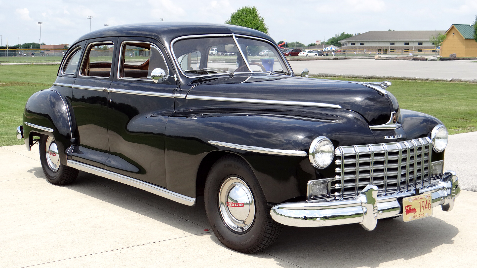 1946 Dodge Deluxe Information And Photos Momentcar