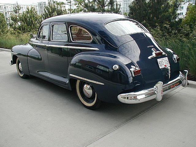 1947 Dodge Deluxe Information And Photos Momentcar