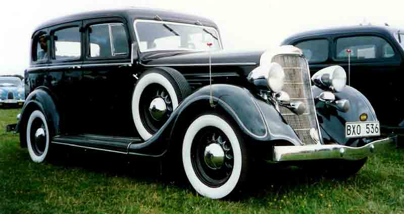 1934 Dodge Dr Information And Photos Momentcar
