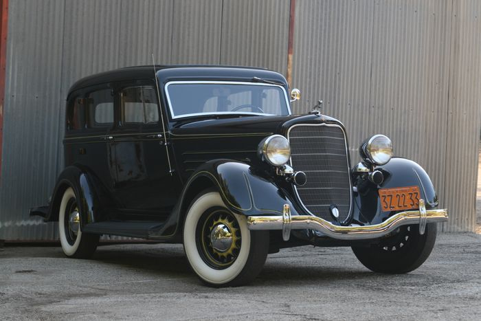 1934 Dodge Drxx Information And Photos Momentcar