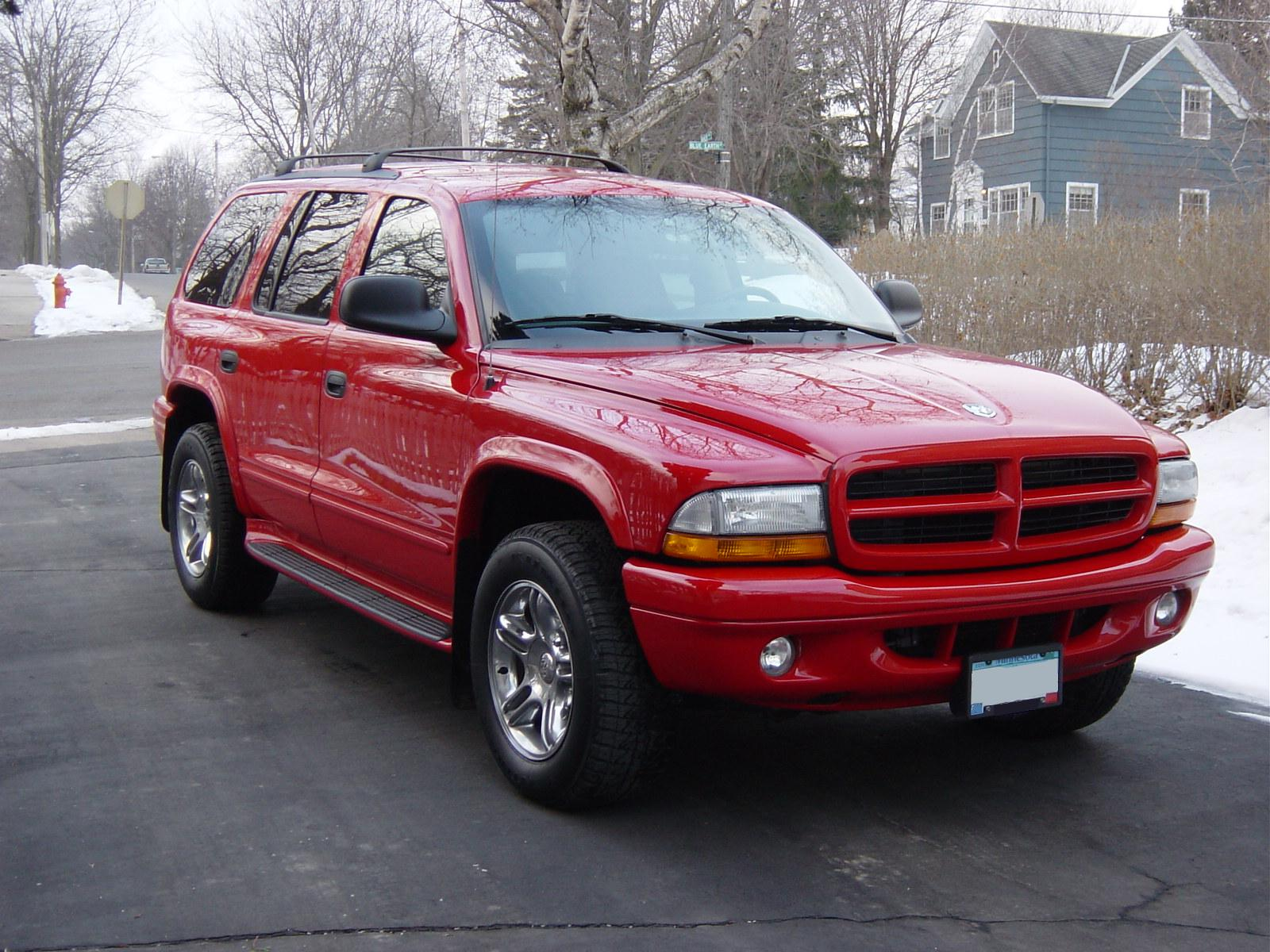 2003 Dodge Durango Information And Photos Momentcar
