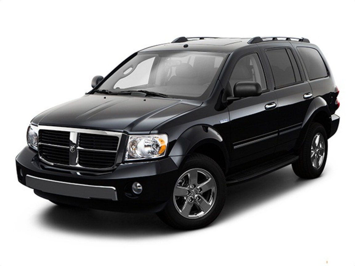 2009 Dodge Durango Information And Photos Momentcar