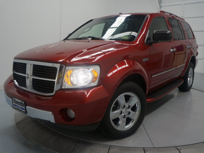 Dodge Durango Limited HEV #6