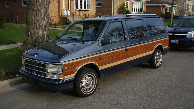 1990 Dodge Grand Caravan Information And Photos Momentcar
