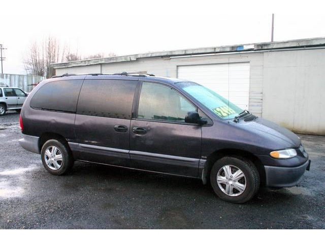 1996 dodge grand caravan information and photos momentcar. Black Bedroom Furniture Sets. Home Design Ideas
