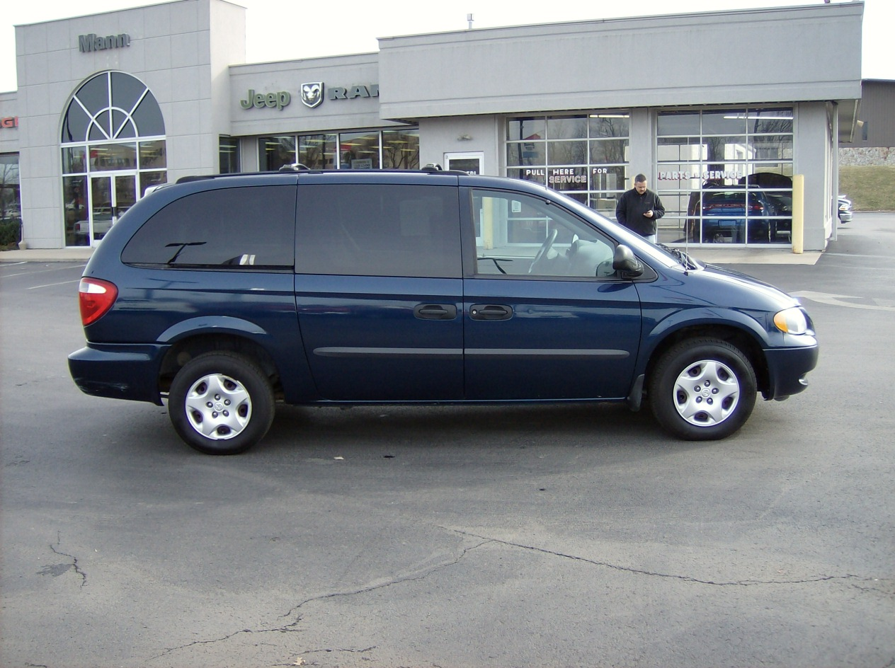 2003 dodge grand caravan information and photos momentcar. Black Bedroom Furniture Sets. Home Design Ideas