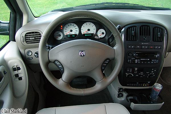 2007 Dodge Grand Caravan Information And Photos Momentcar
