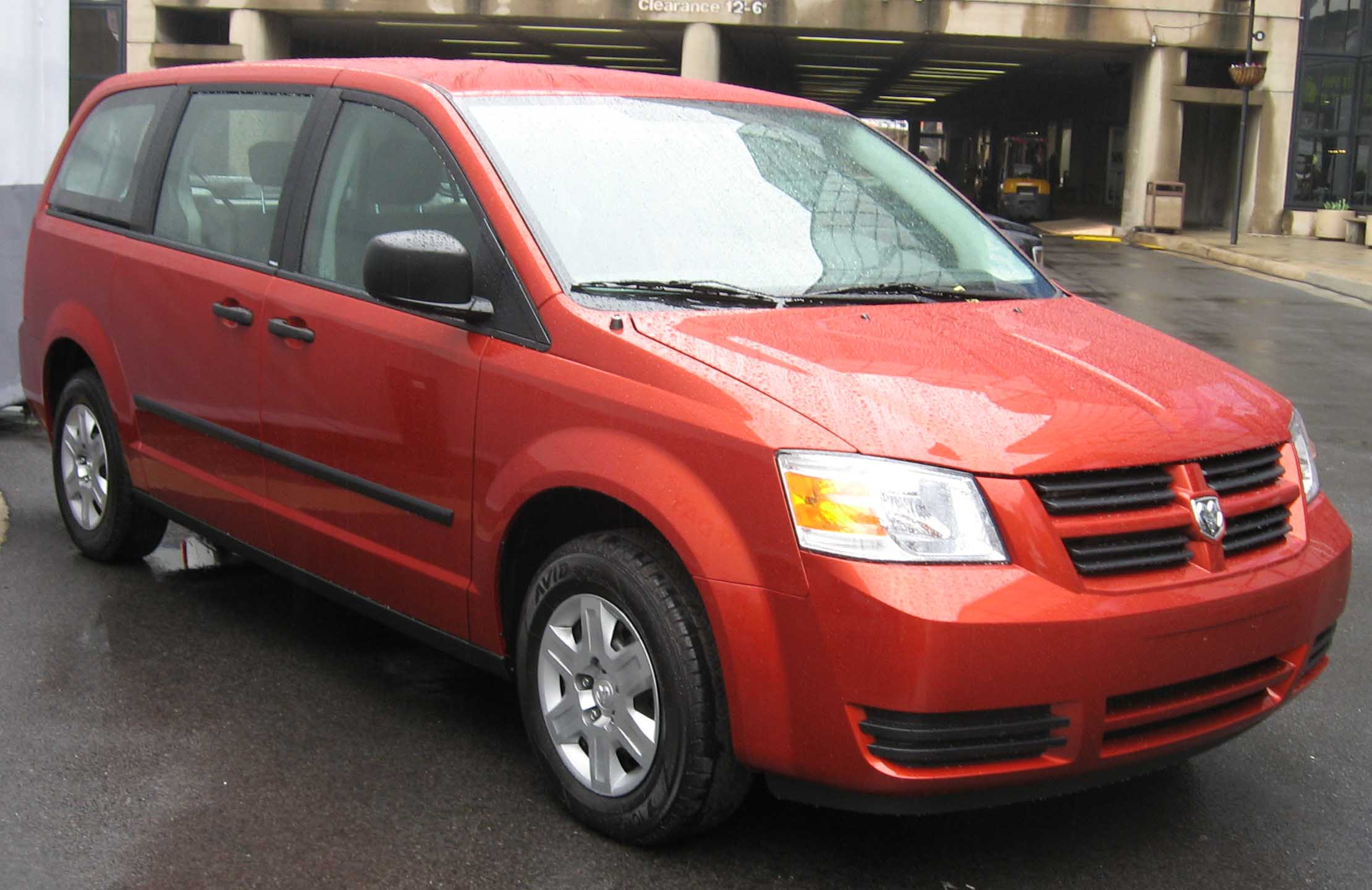 Town And Country Toyota >> 2008 Dodge Grand Caravan - Information and photos - MOMENTcar