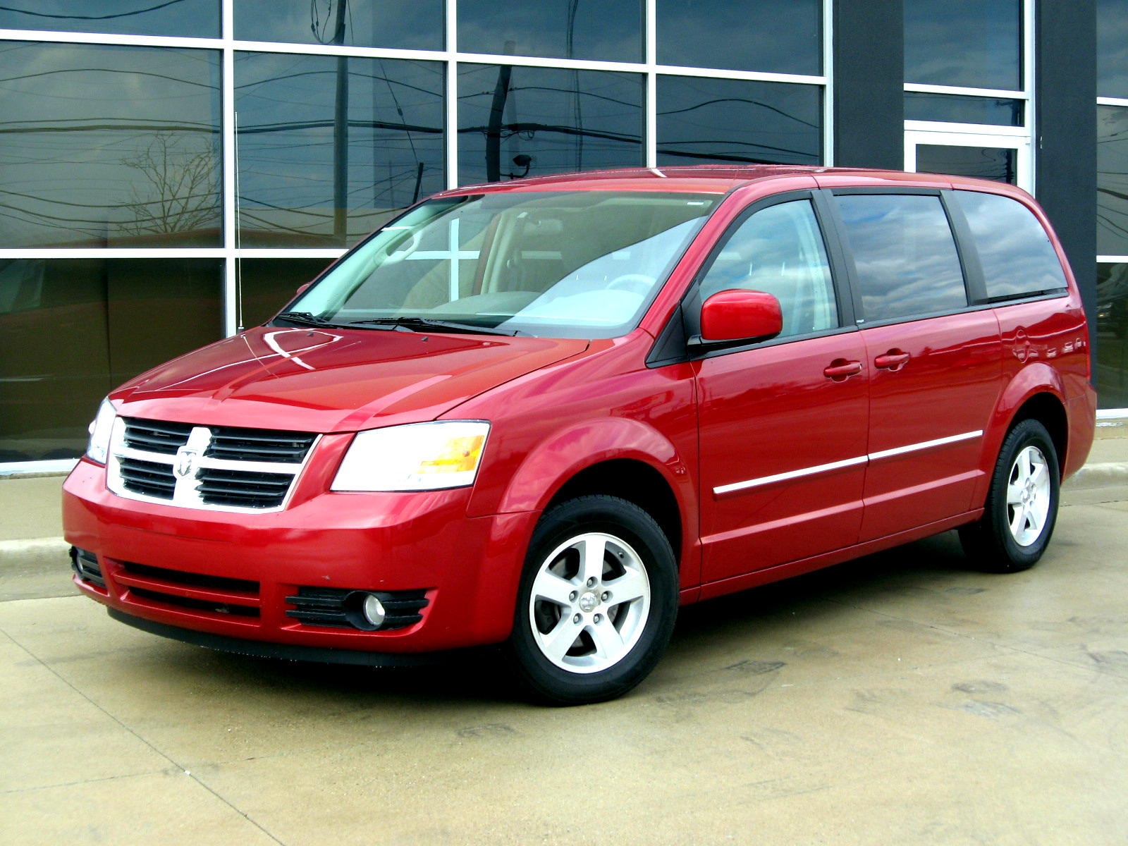 2008 Dodge Grand Caravan Information And Photos Momentcar