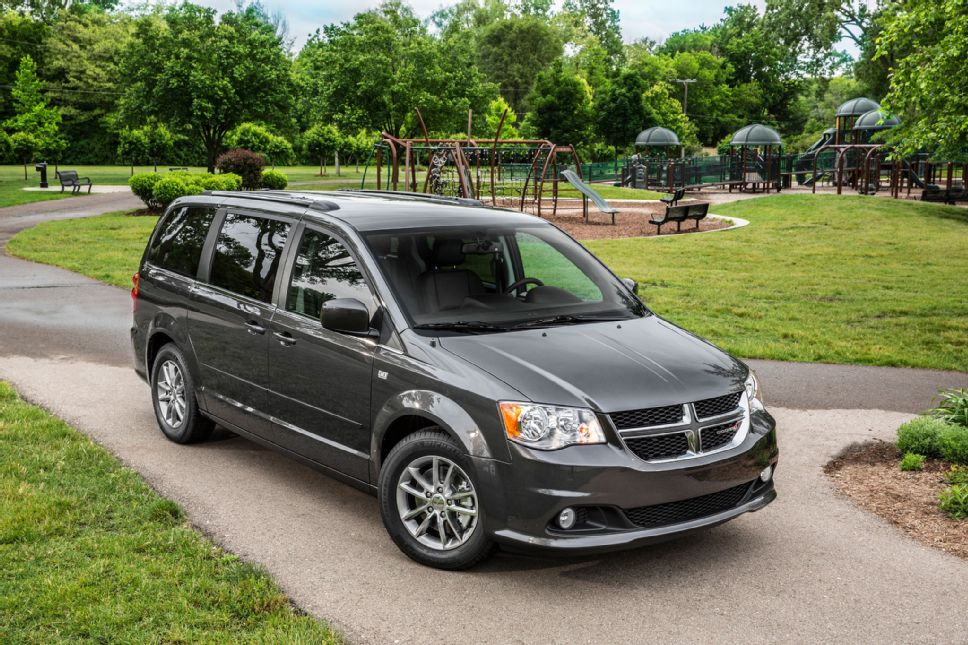Dodge Grand Caravan SXT Annivesary Edition #11