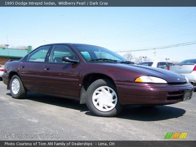 Dodge Intrepid 1995 #10