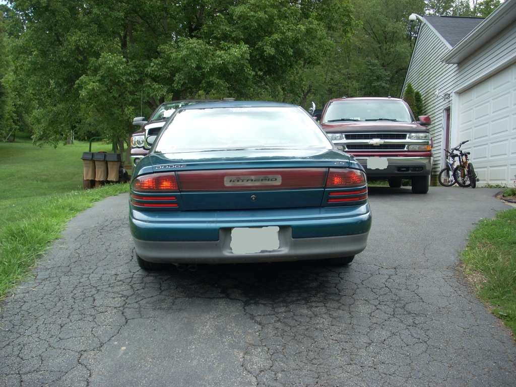 Dodge Intrepid 1995 #14