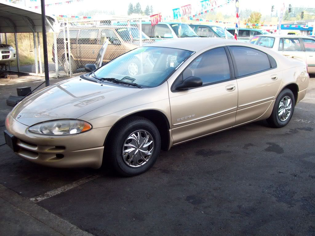 dodge intrepid 1999 9