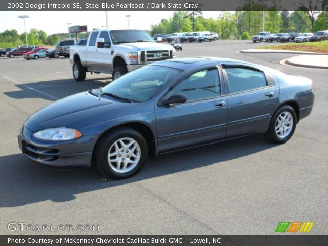 Dodge Intrepid 2002 #8