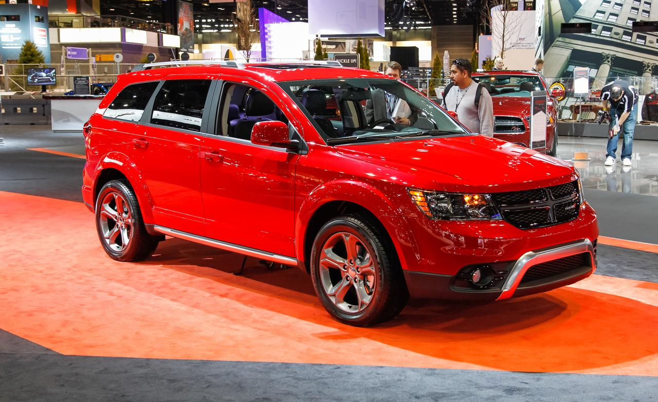 Dodge Journey Crossroad #2