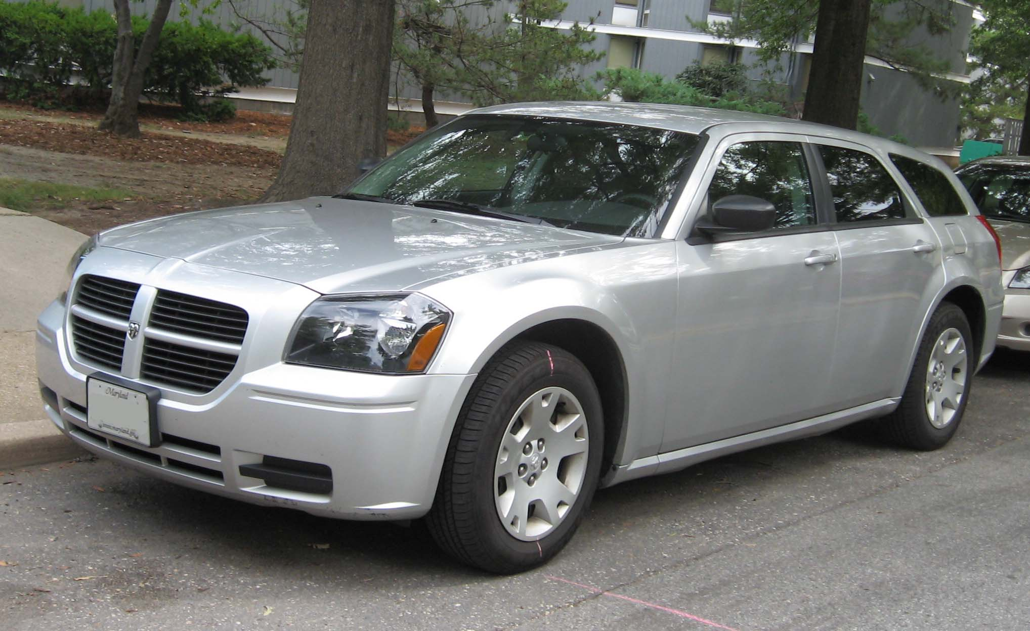 2005 Dodge Magnum Information And Photos Momentcar Blower Motor Wiring Diagram 7