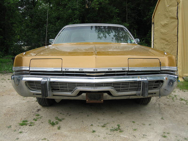 1973 Dodge Monaco Information And Photos Momentcar