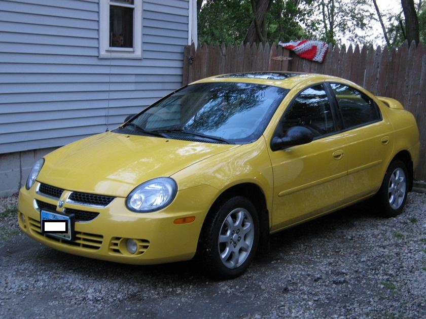 2003 Dodge Neon Information And Photos Momentcar